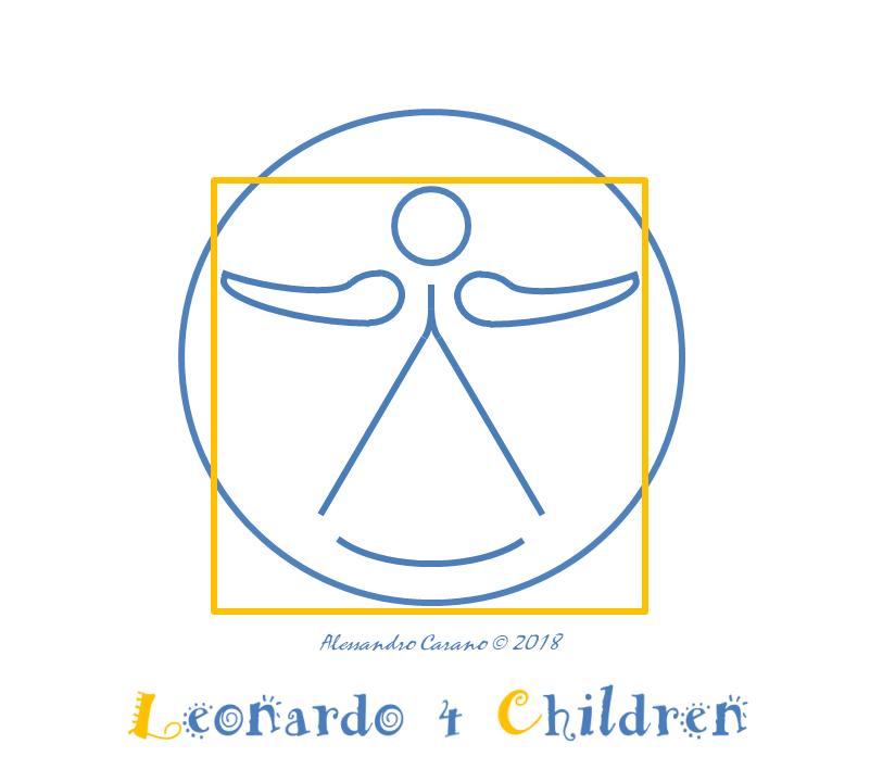 Leonardo4Children-logo